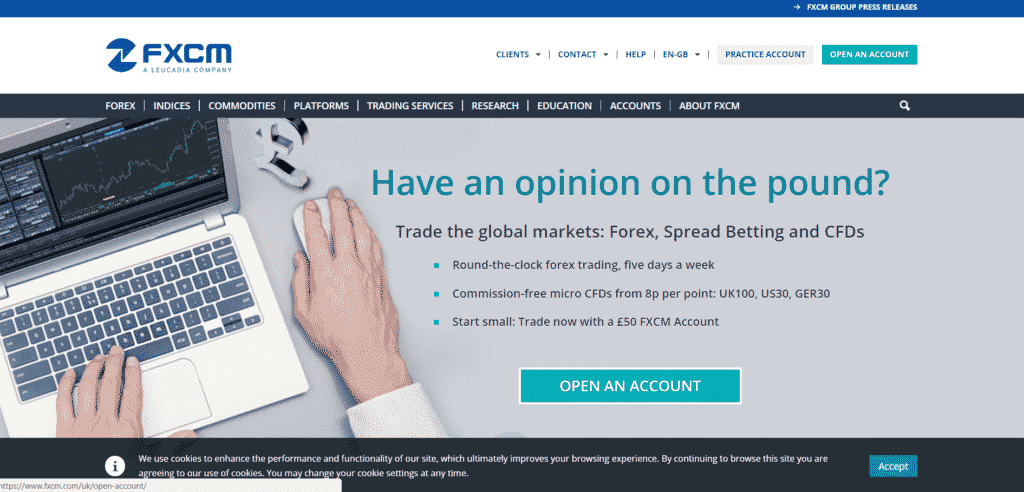 fxcm reviews