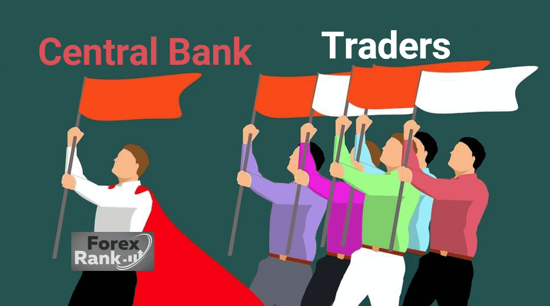 follow the central banks