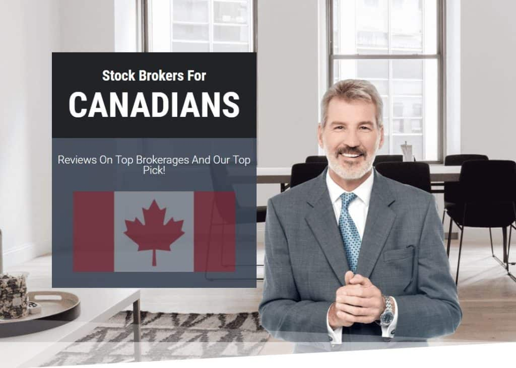 stock brokers for canadians